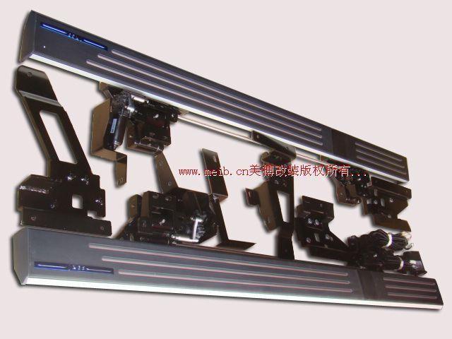 2013款款英菲尼迪jx35电动踏板高清图片